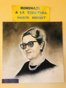 Homenaje a la escritora Marta Brunet